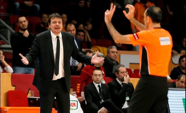 Ergin Ataman'ın cezası belli oldu!