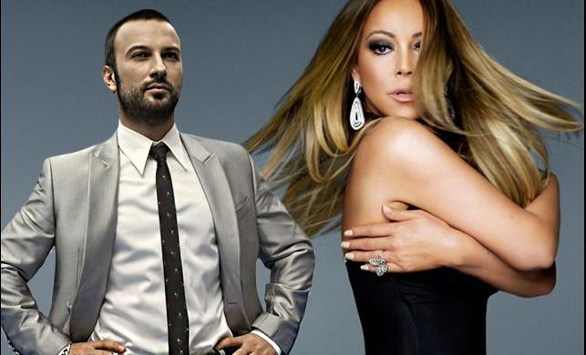 Tarkan, Mariah Carey'i katladı!