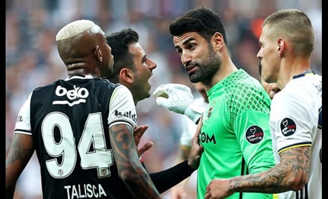 PFDK'dan Beşiktaşlı Anderson Talisca'ya 1 maç ceza