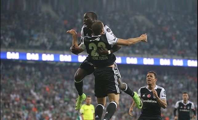 Bursaspor 0-2 Beşiktaş   Spor Toto Süper Lig Maç Sonucu