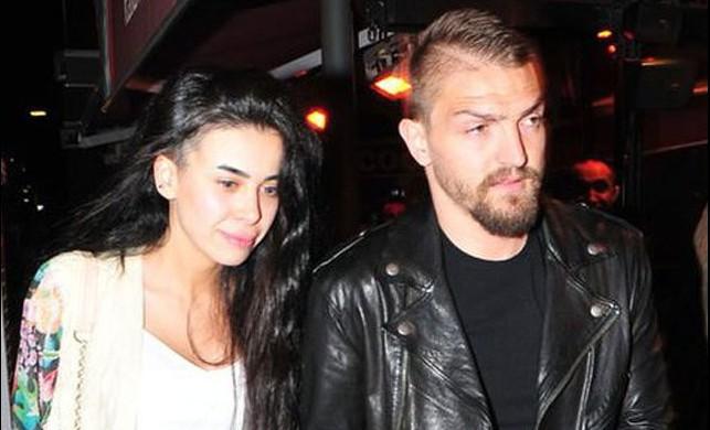 Caner Erkin ile Asena Atalay'ın velayet davasında gerginlik
