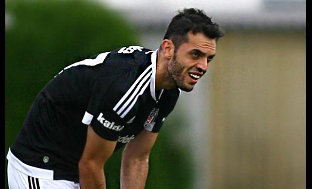 Beşiktaş, Rhodolfo'yu KAP'a bildiridi!
