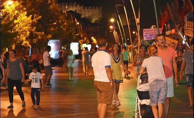 Ege Denizi'ndeki depremin ardından 40 artçı sarsıntı kaydedildi
