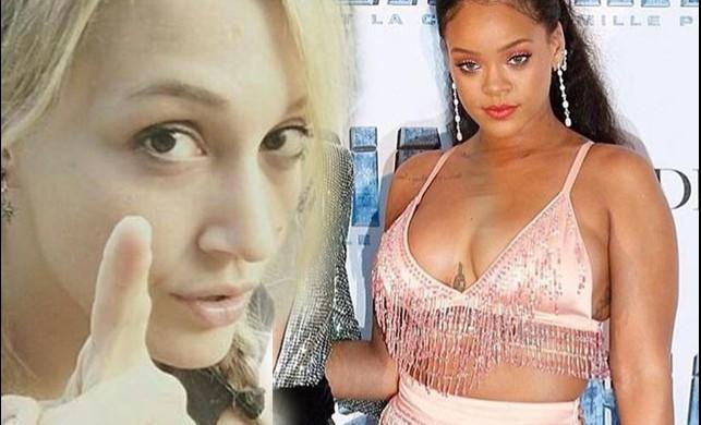 Gupse Özay Rihanna'nın kiloları ile dalga geçti