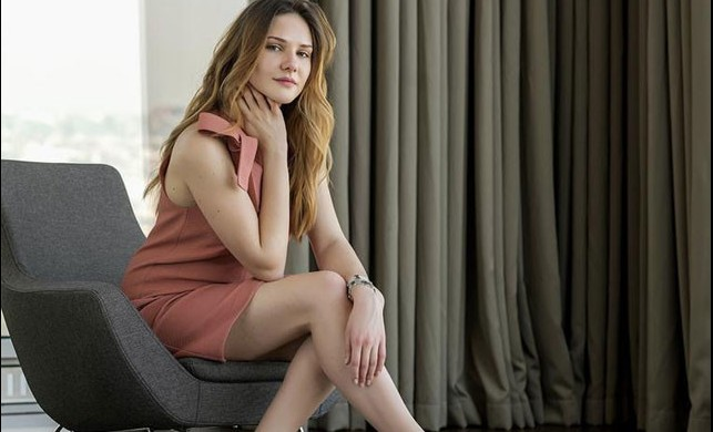 Alina Boz'un yeni dizisi belli oldu
