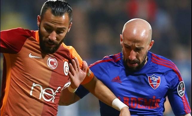 Galatasaray Latovlevici'yi transfer etti