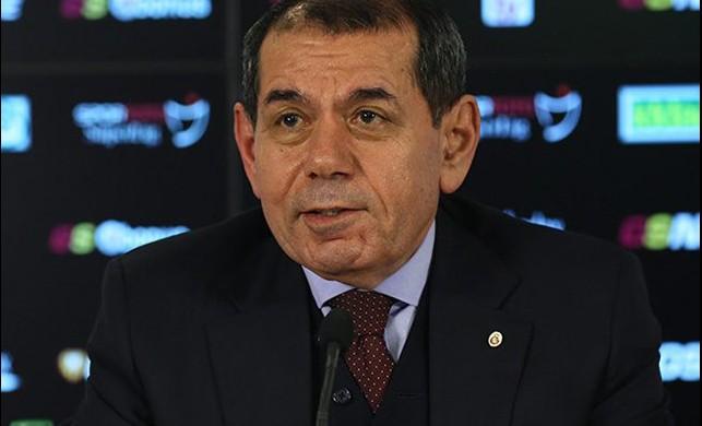 Galatasaray Başkanı Dursun Özbek merak edilenleri cevapladı!