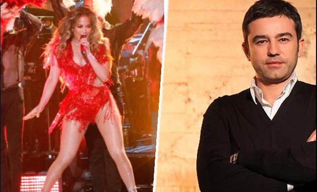Jennifer Lopez'in tercihi Cengiz Abazoğlu