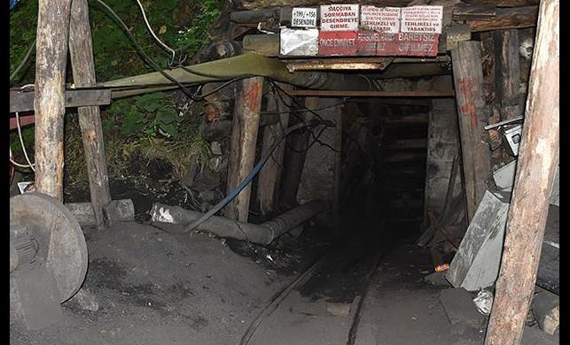 Şırnak'taki kömür ocağında göçük!