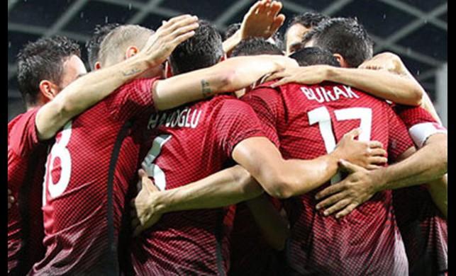 A Milli Takımımız, Romanya ve Arnavutluk ile karşılaşacak