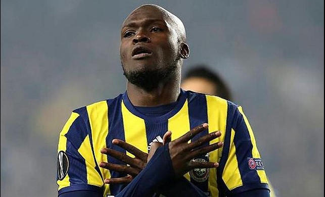 Moussa Sow'un şaşırtan görüntüsü!