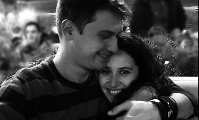 Dizi setinde tanışıp, aşık oldular...