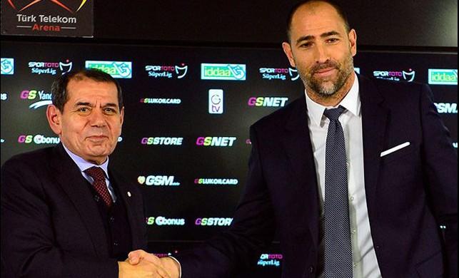 Dursun Özbek, Galatasaray'un iyi grafiğini iki yıldız transferiyle ödüllendirecek