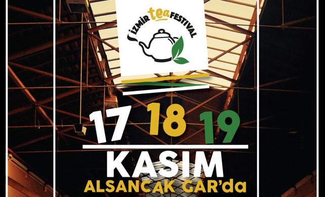 'İzmir Tea Festival' 17 Kasım'da başlıyor!