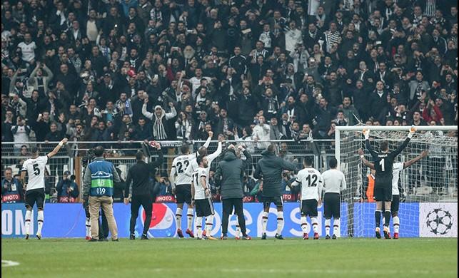 Beşiktaş'ta 5 yıllık sözleşme duyuruldu! Maç sonunda açıkladı...