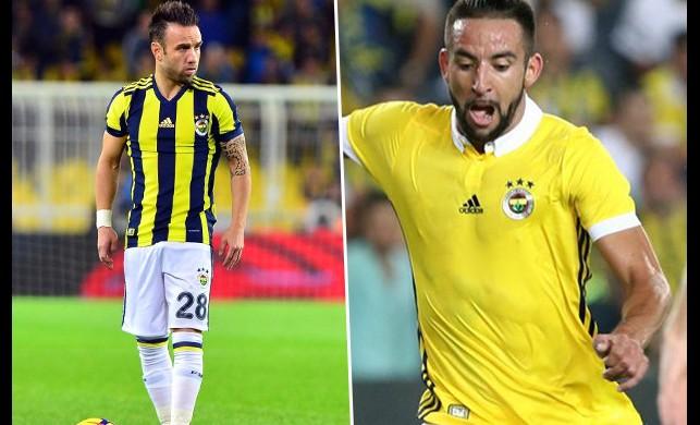 Fenerbahçe'ye Valbuena ve Isla'dan iyi haber!