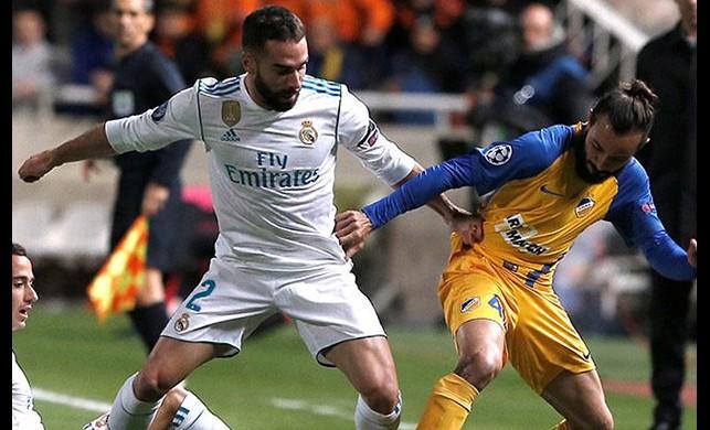 UEFA'dan Real Madrid'e soruşturma!