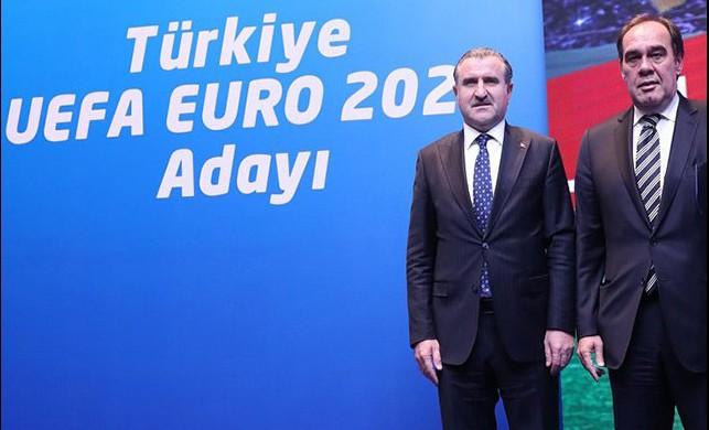 Türkiye EURO 2024 için düğmeye bastı