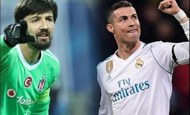 Ronaldo ve Tolga Şampiyonlar Ligi'ne damga vurdu!