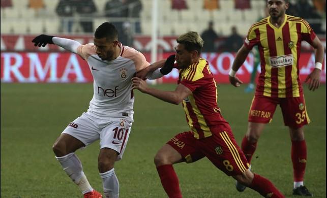 Galatasaray Malatya'dan çıkamadı! Aslan'ın deplasman kabusu