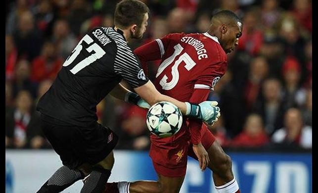 Fenerbahçe golcüsünü Liverpool'da buldu