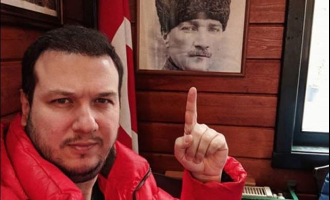 Şahan Gökbakar'ın Atatürk paylaşımı olay yarattı!