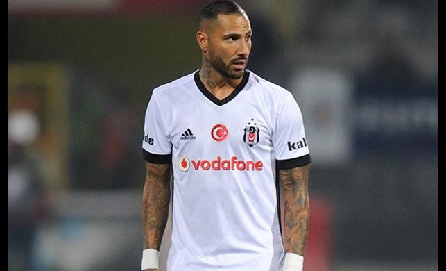 Beşiktaş'tan flaş Quaresma açıklaması!