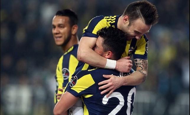 Fenerbahçe derbi öncesi Kadıköy'de gol şov yaptı!