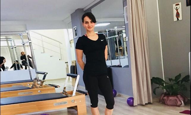 Pilates eğitmeni Zehra Demirbağ'dan çok özel tüyolar!