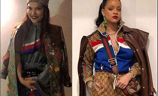 Demet Akalın'dan Rihanna bombası! 'Beni takip ediyor'