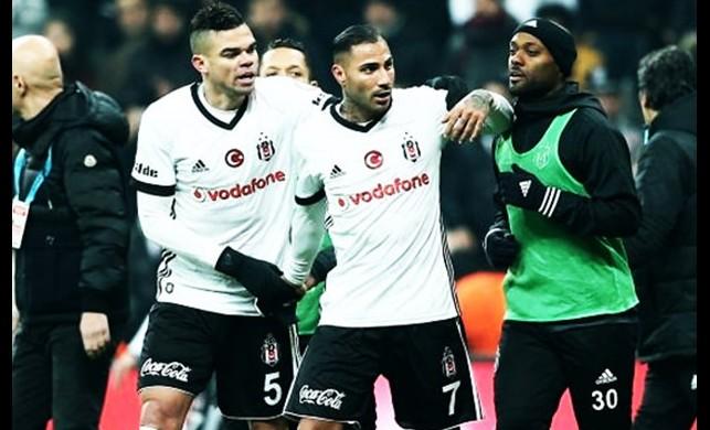 Beşiktaş'tan Ricardo Quaresma için 17 sayfalık savunma!