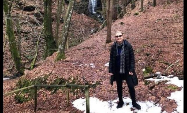 Berna Laçin ve arkadaşının zor anları! 'Kaybolduk'