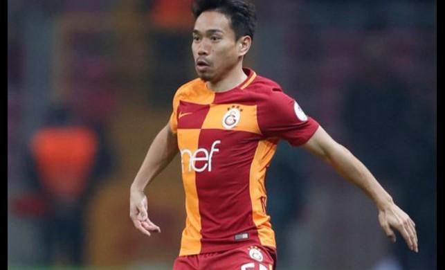 Galatasaraylı Yuto Nagatomo'dan sert tepki!