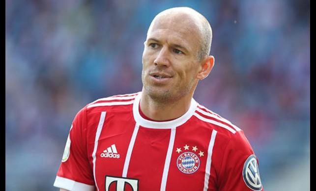 Adı Beşiktaş ve F.Bahçe'yle anılan Robben hakkında flaş açıklama!