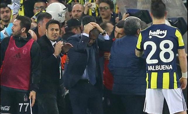 Olaylı Fenerbahçe - Beşiktaş maçı için karar verildi!
