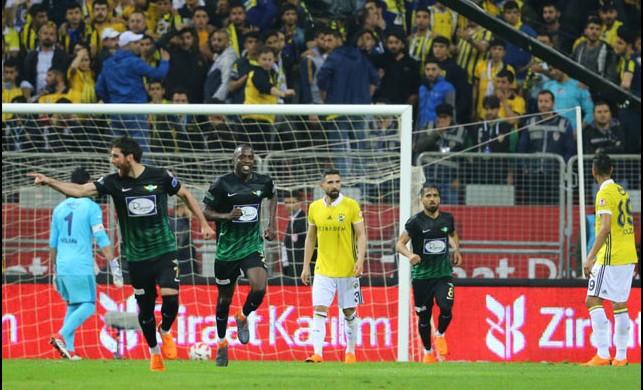 Türkiye Kupası Akhisarspor'un! Fenerbahçe'ye büyük şok...