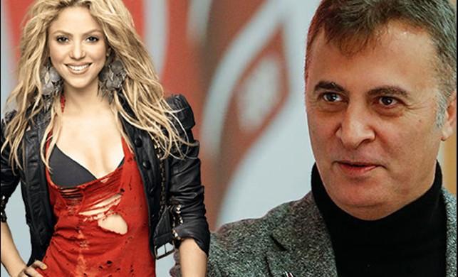 Fikret Orman'dan Shakira müjdesi!