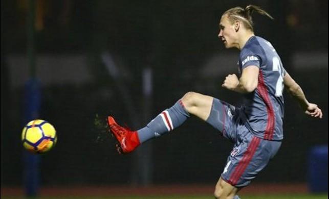 Domagoj Vida ve Matej Mitrovic'e Dünya Kupası müjdesi!