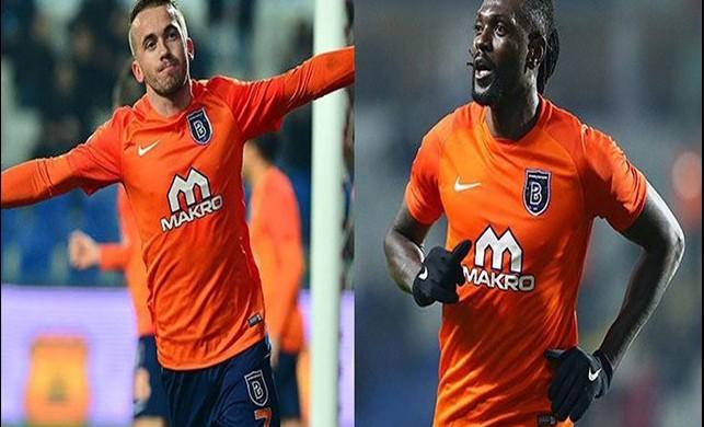 Beşiktaş'tan Emmanuel Adebayor ve Edin Visca yoklaması!