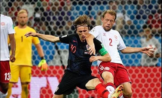 Kalecilerin gecesinde kazanan Hırvatistan!