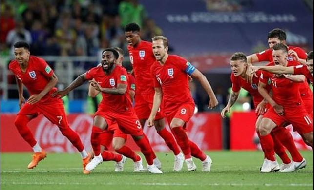 İngiltere, Kolombiya'yı penaltılarla devirdi!