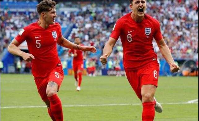 İngilizler yarı final biletini kaptı!