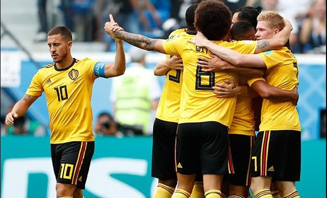 Belçika tarih yazdı! Nefes kesen maçta 2 gol...