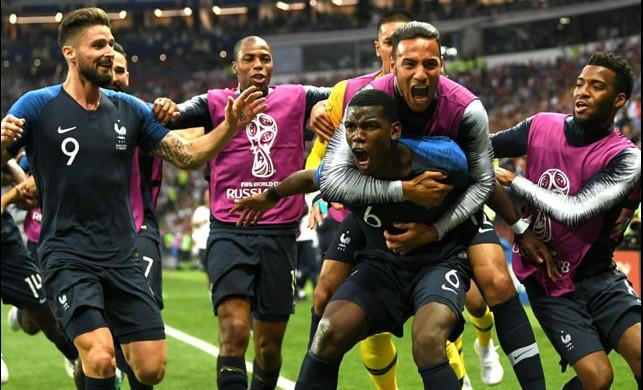 Dünya Kupası finalinde müthiş mücadele! İşte şampiyon...