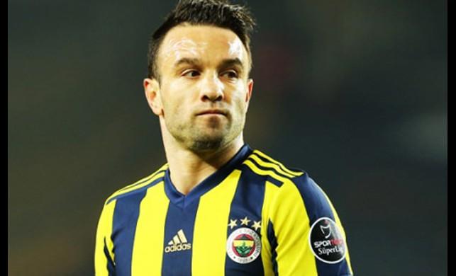 Fenerbahçe'de Valbuena kararı!