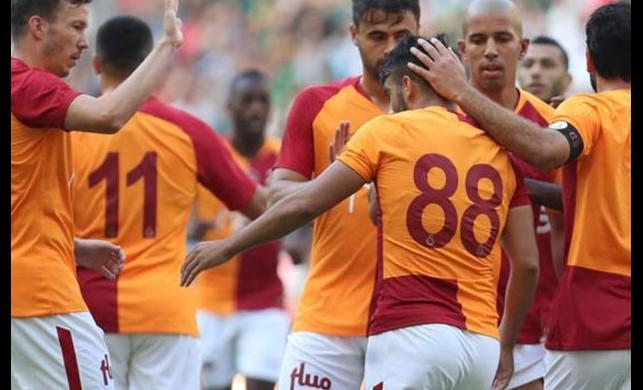 Galatasaray, Sakarya'dan 3 golle döndü!