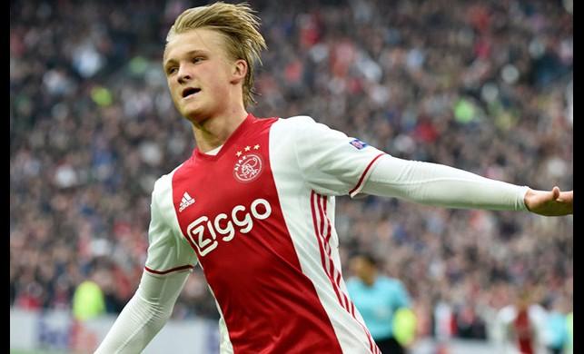 Galatasaray Ajax'lı genç yıldızın peşinde!