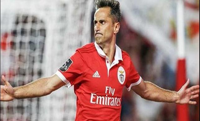 Benfica'da Jonas, Fenerbahçe maçında yok!