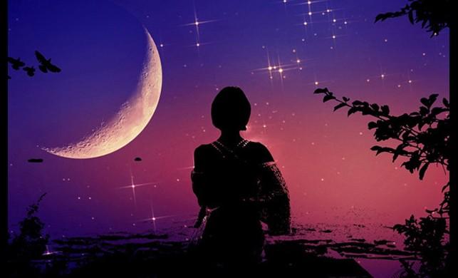 Ay ve Venüs kavuşuyor