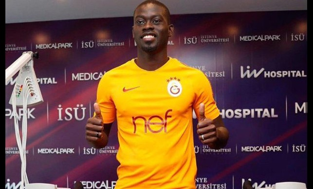 Galatasaray'ın yeni transferi Ndiaye İstanbul'a geldi!